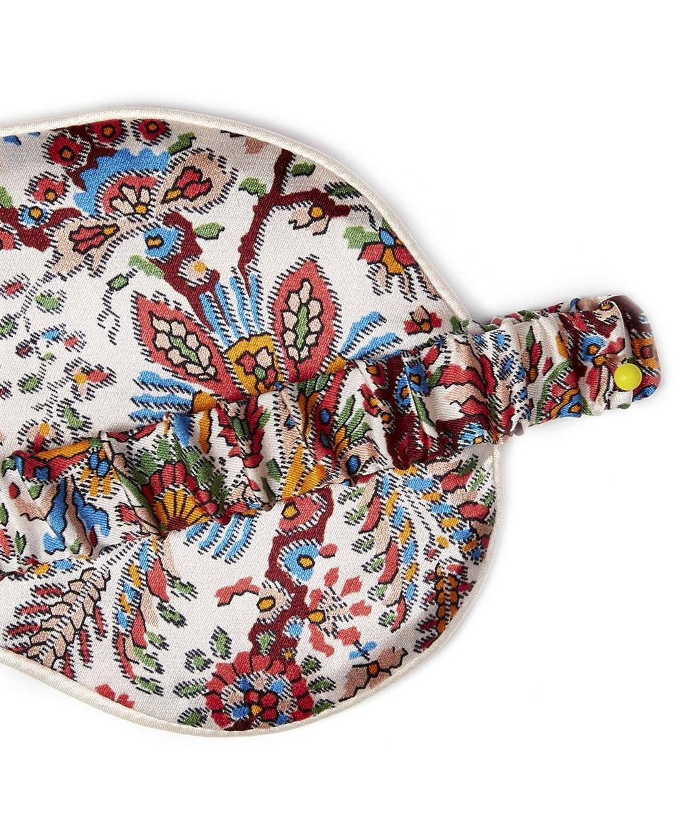 Florence Patricia Silk Satin Eye Mask