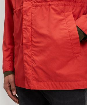 Lindisfarne GMD Hooded Rain Mac