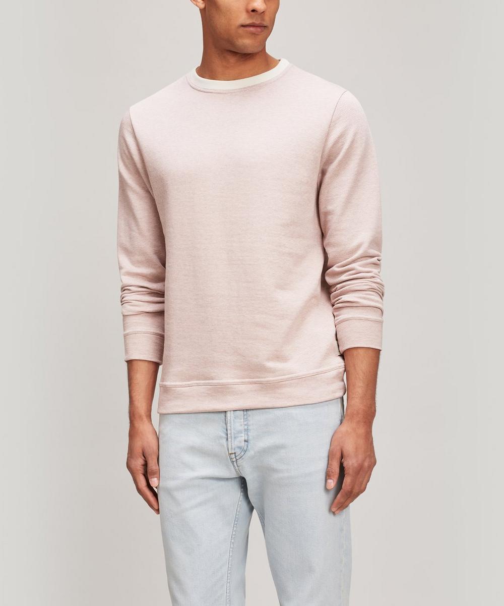 Robin Stripe Sweater