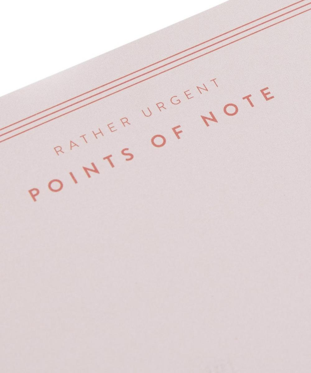 Pink Notepad