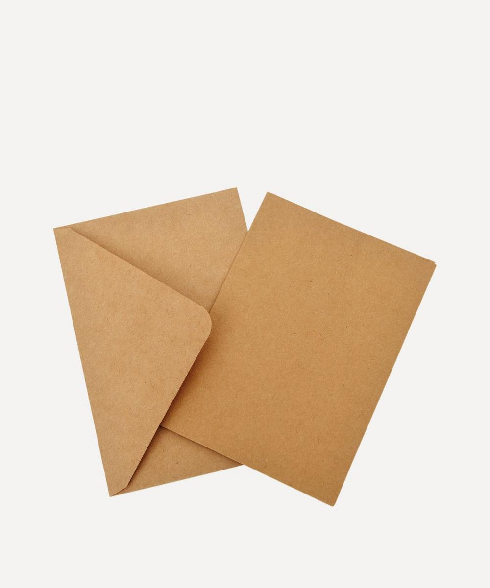 Paper Poetry Basic Notecard Set