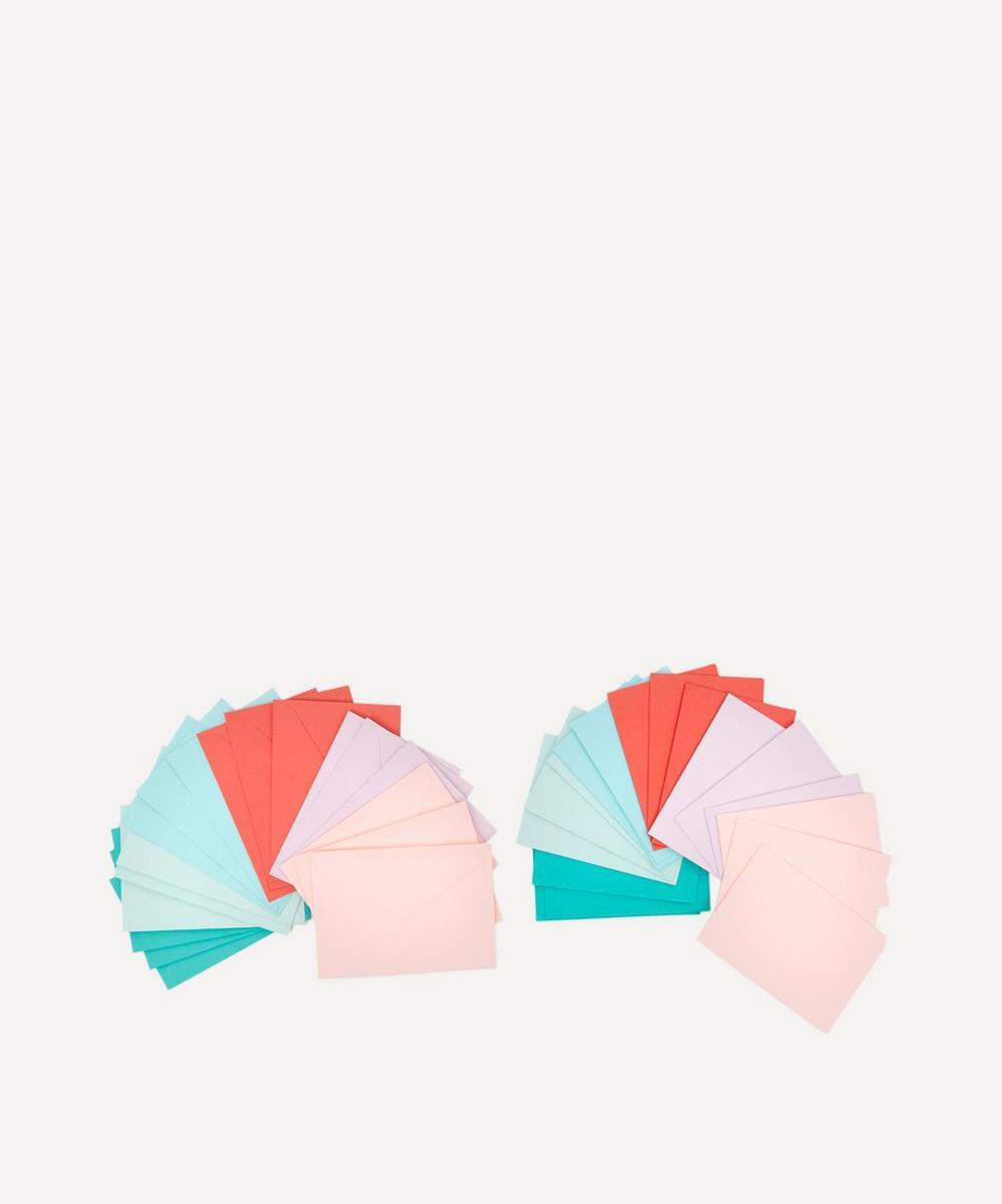 Tropical Basic Card Set