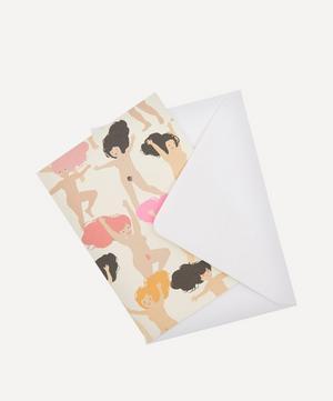 Naked Ladies Notecards