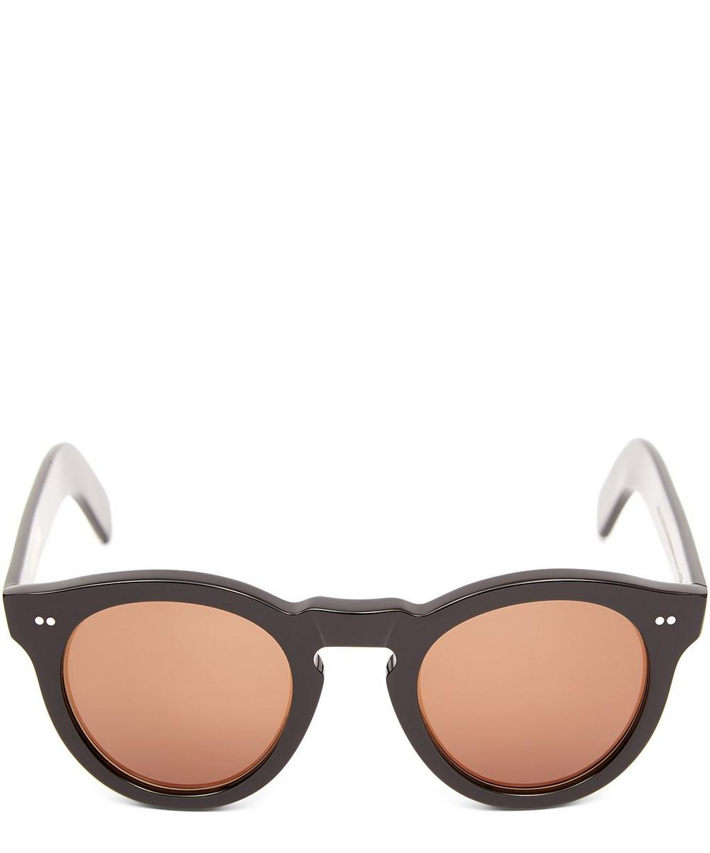 Cutler and Gross 0734 Round Sunglasses