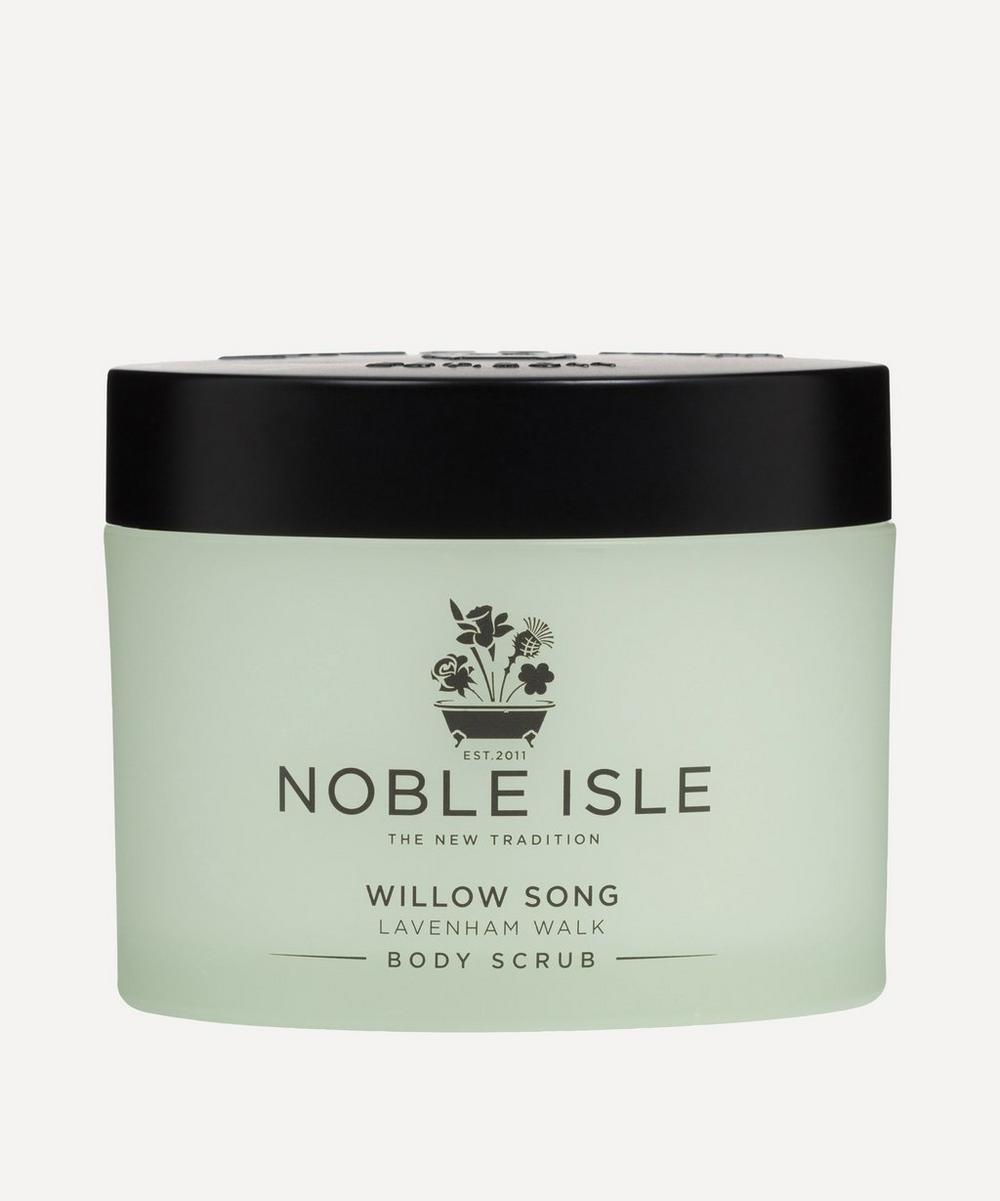 Noble Isle - Willow Song Body Scrub 275g