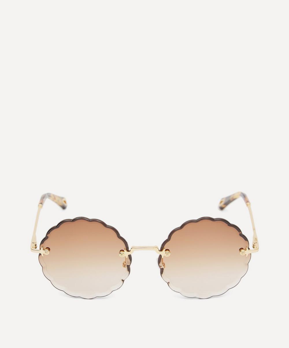 Rosie Round Frame Sunglasses