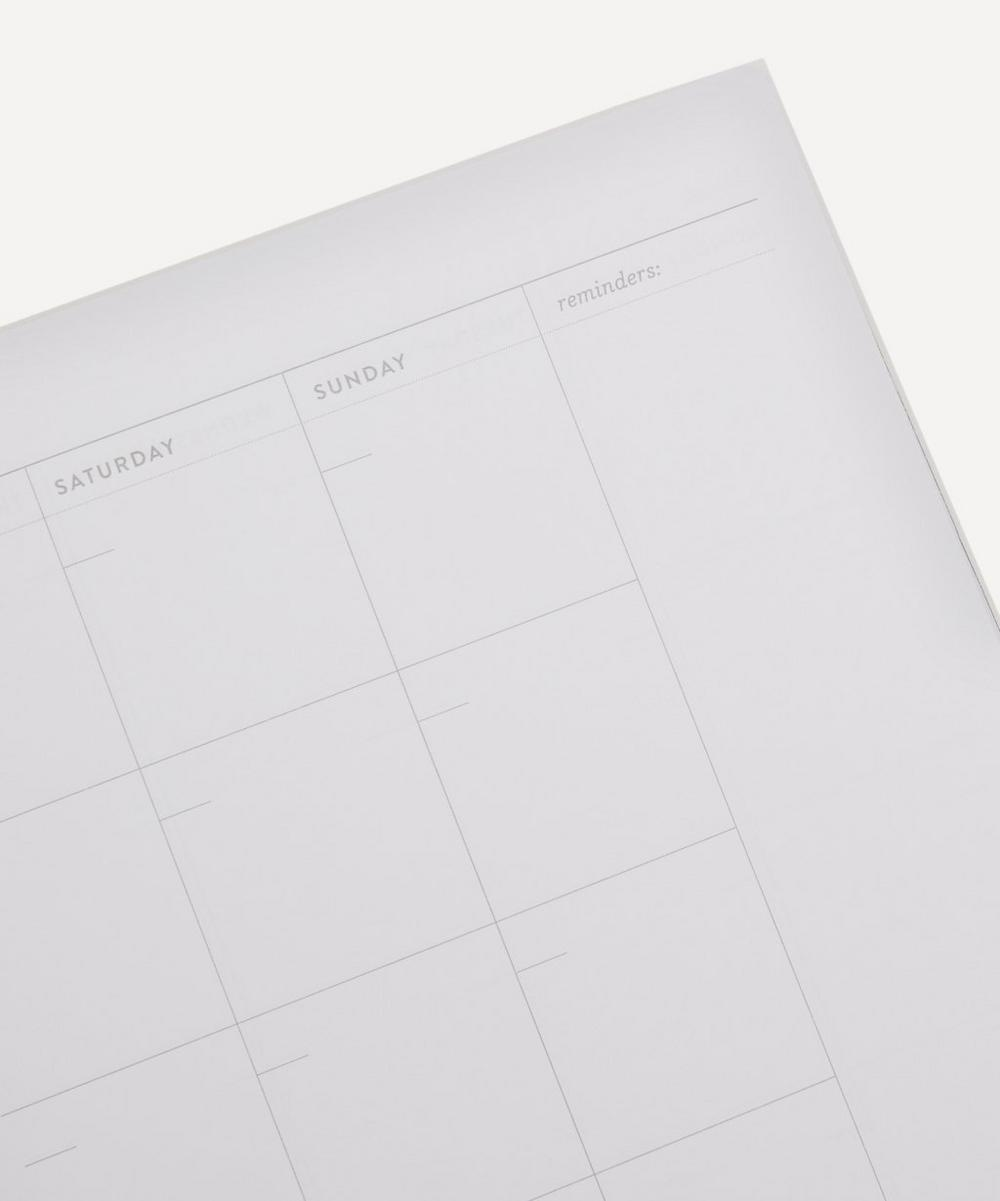 Daily Master Plan Planner