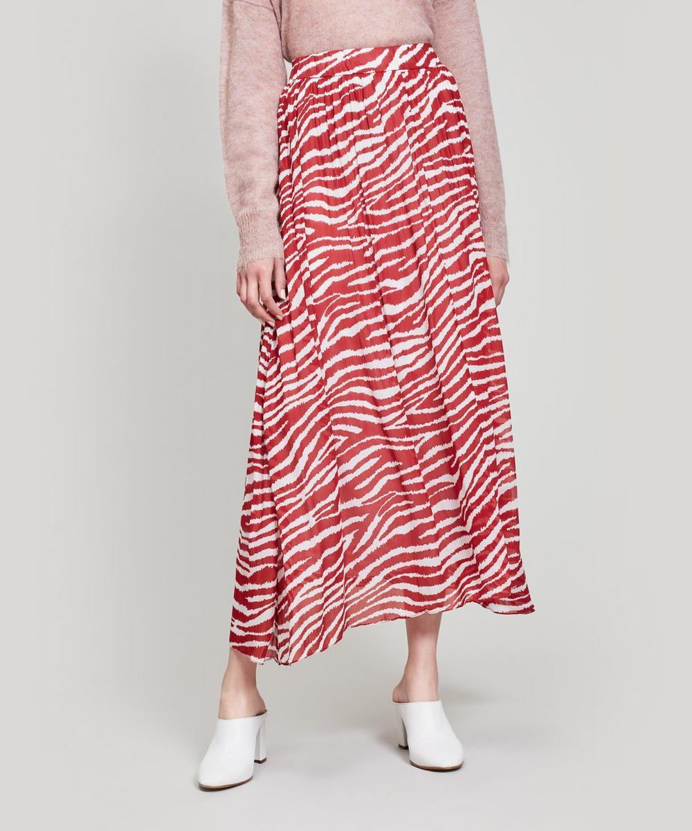 Jonki Zebra Maxi-Skirt