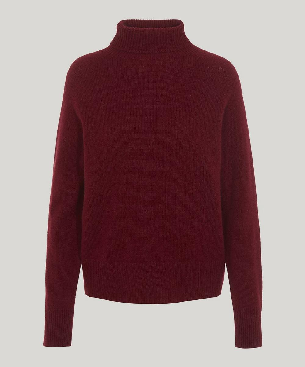 Ymc You Must Create COTTAGE ROLL NECK JUMPER