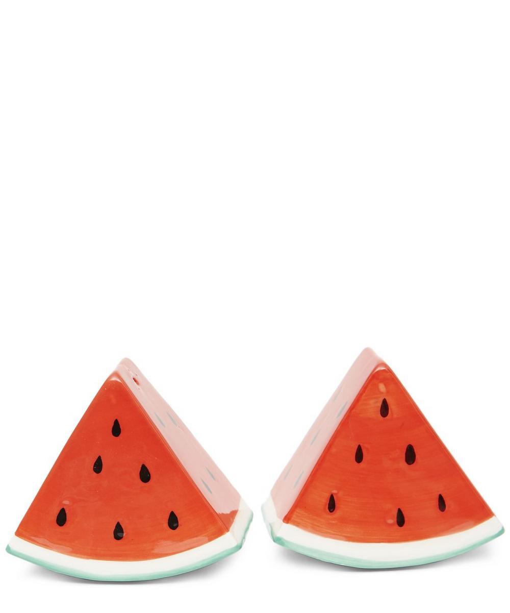 Watermelon Salt And Pepper Set