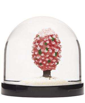 Tree Wonderball Snow Globe