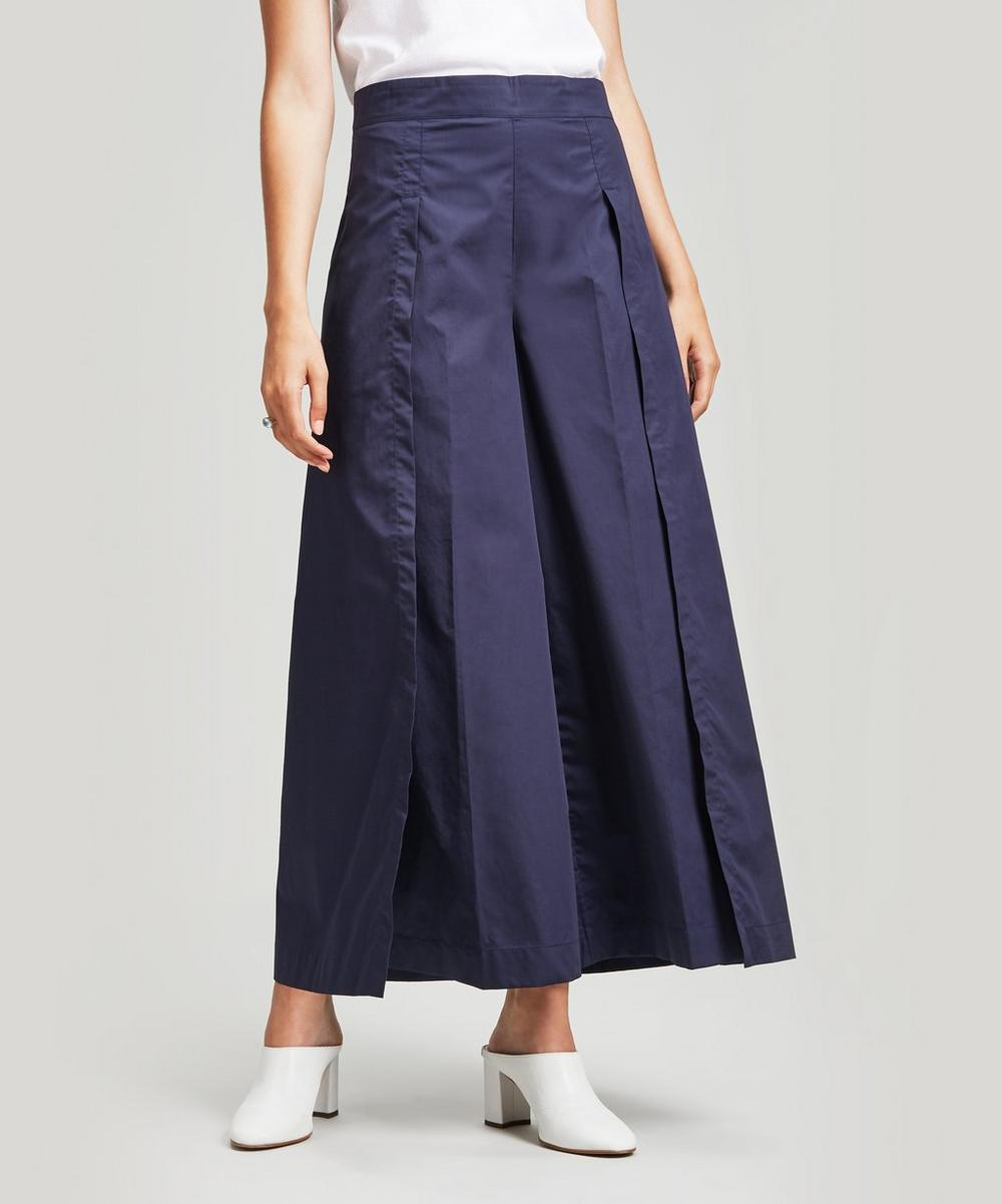 Rodebjer ENGRACIA WIDE-LEG COTTON TROUSERS