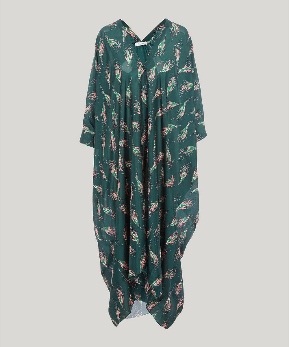RODEBJER AGAVE SEAFLOWER OVERSIZED TOP