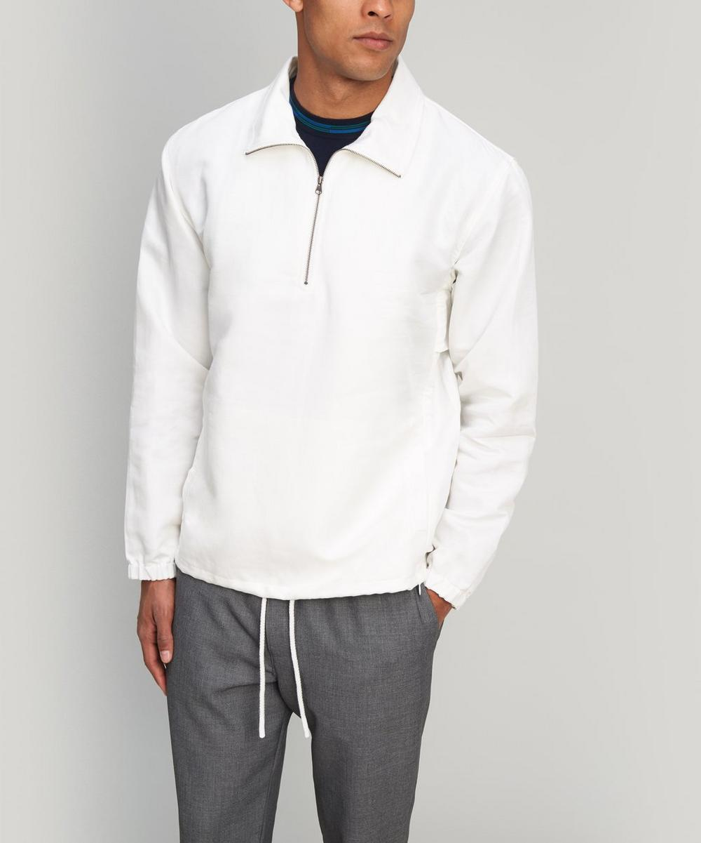 Caleb Cotton Linen Jacket