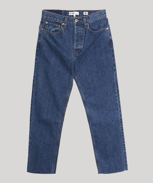 Stove Pipe Jeans