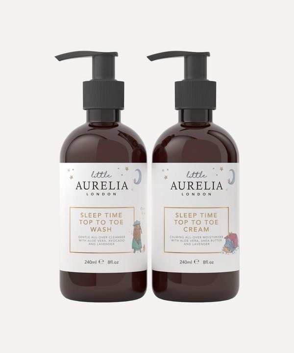 Aurelia - Sleep Time Top to Toe Baby Wash & Cream