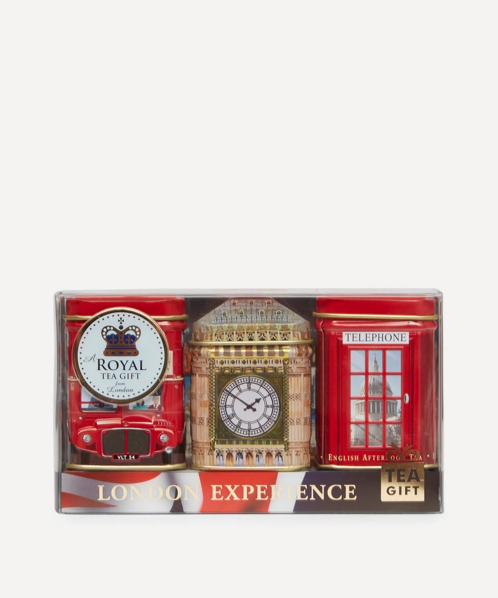 London Experience Tea Gift Set 70g