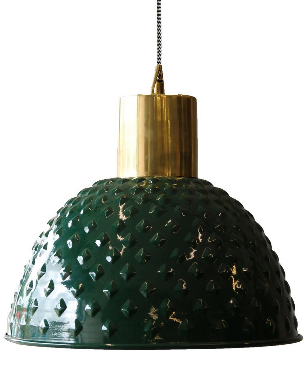 Turtle Shade Ceiling Pendant