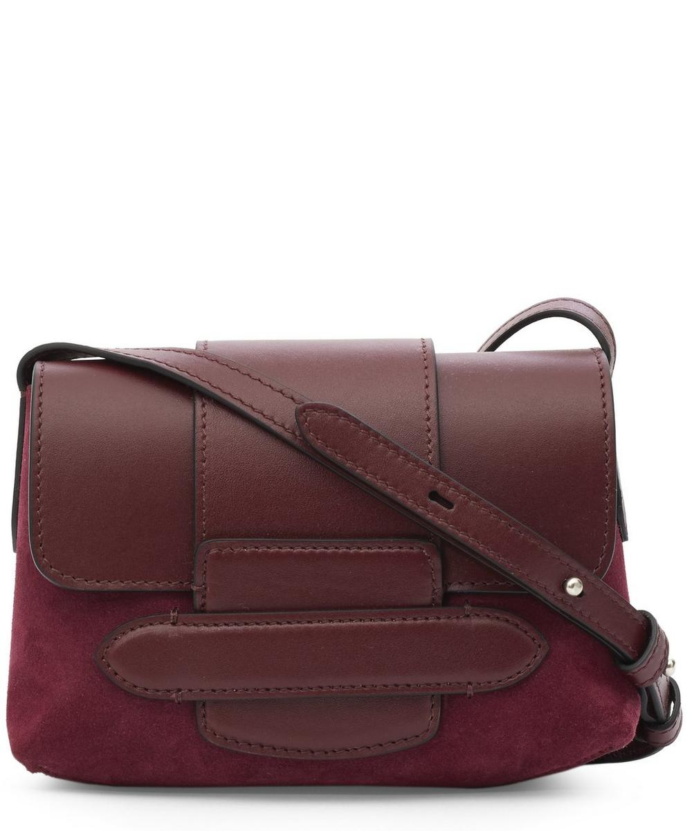 MICHINO Phedra Cross-Body Bag in Red