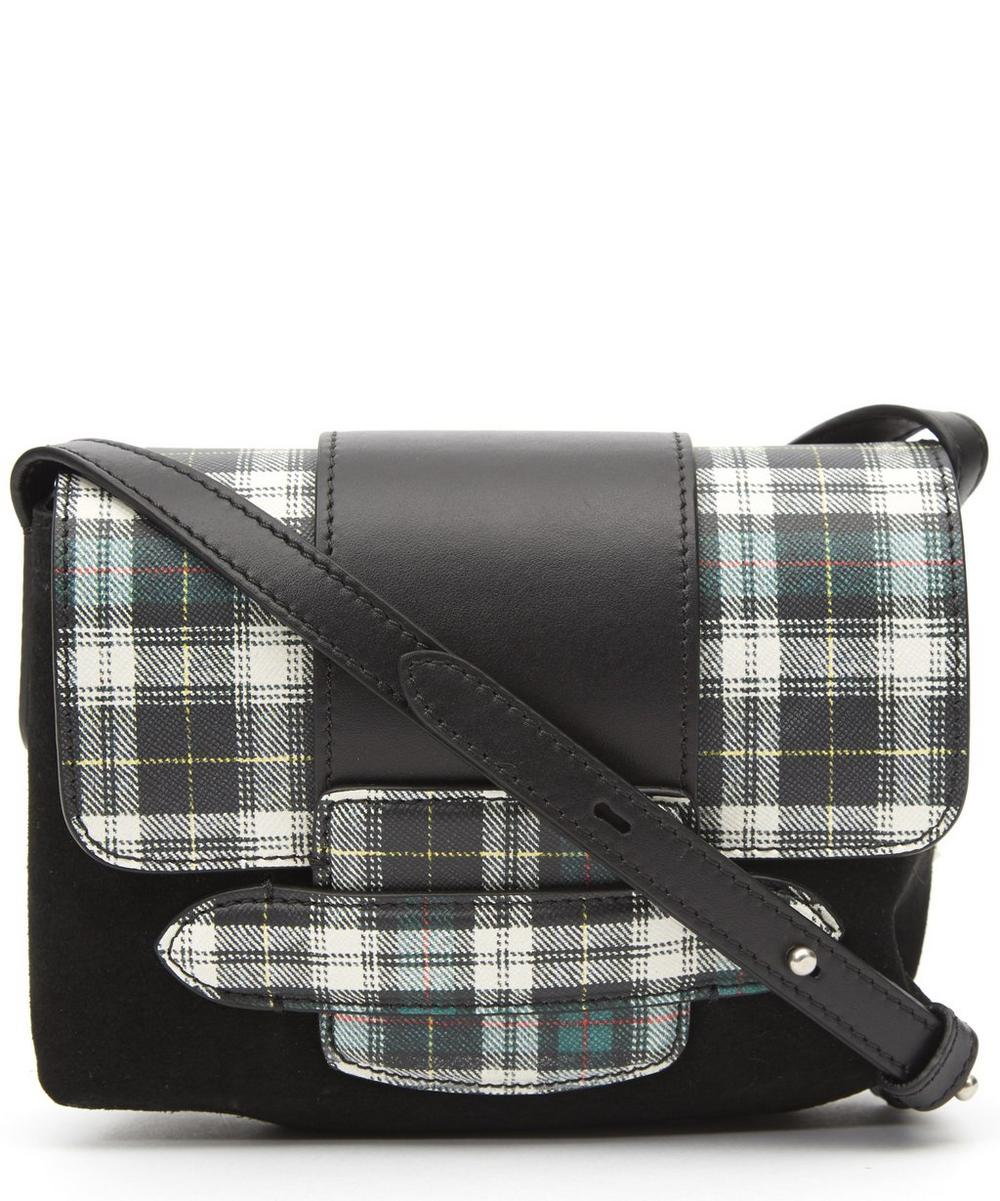 MICHINO Phedra Crossbody Bag in Black
