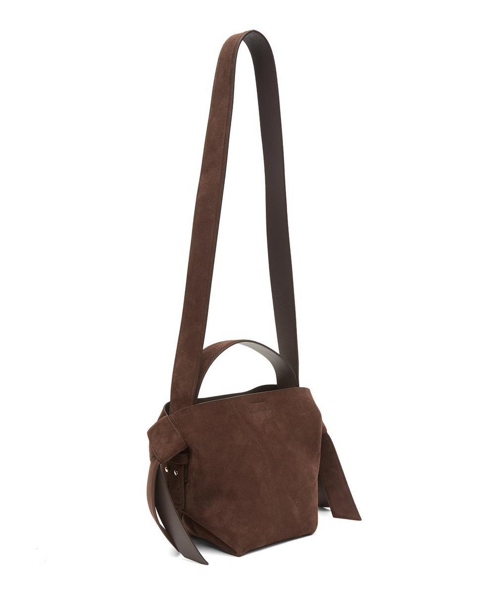 Musubi Mini Suede Bag