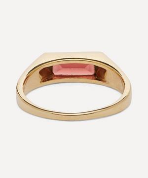 Gold Harald Signet Ring Large