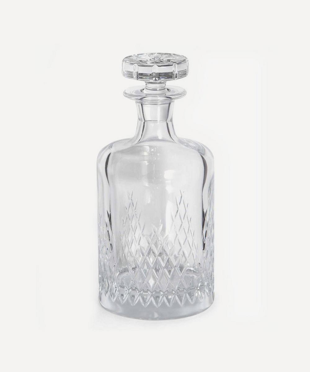 Soho Home - Small Barwell Cut Crystal Decanter