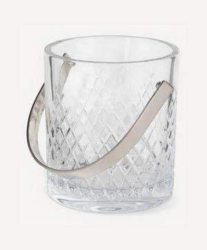 Barwell Cut Crystal Ice Bucket