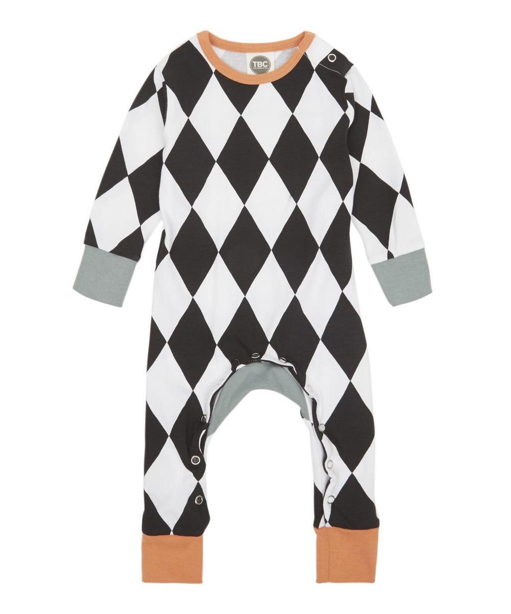 Harlequin Monty Sleepsuit 0-18 Months