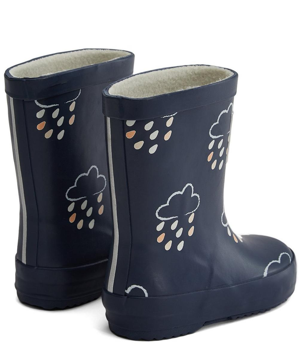 Colour-Revealing Baby Wellies Size 20-23