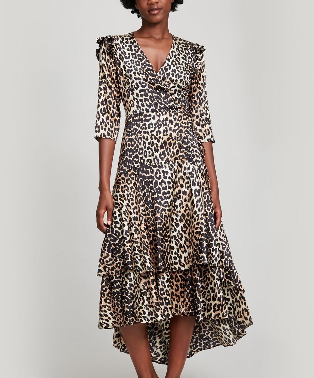 d983561c521e Leopard-Print Dress