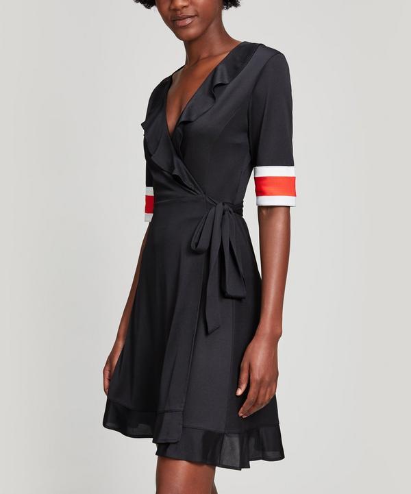 Dubois Polo Wrap Dress