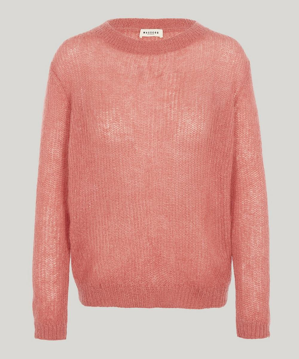 Masscob FLO KNITTED PULLOVER