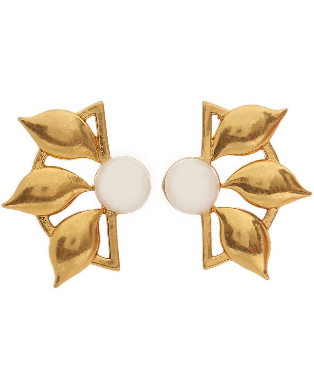 Lulu Frost Pacific Stud Earrings qOuClit