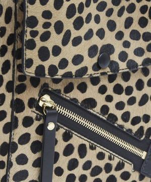 Leopard Pony Mortimer Cross Body Bag