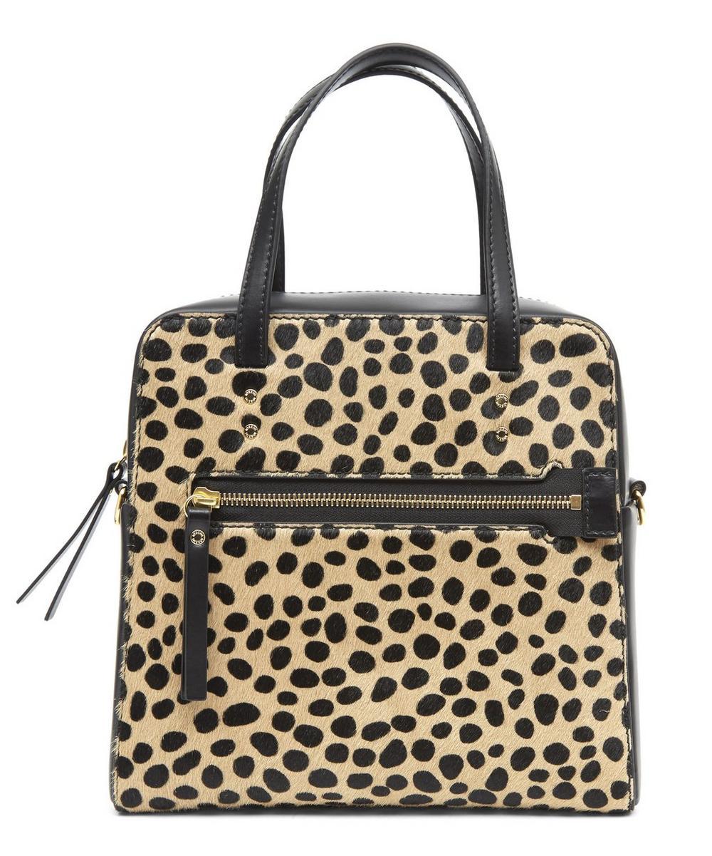 Leopard Pony Ryder Tote Bag