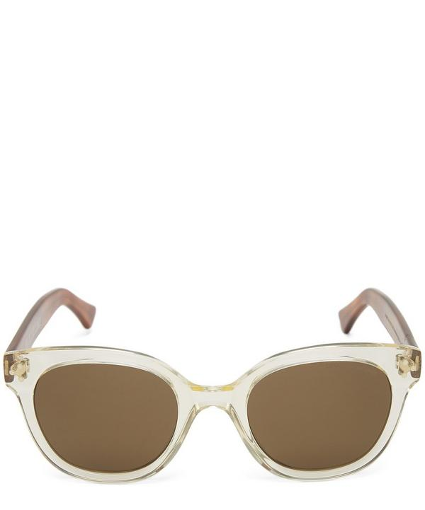 2ff8f6d93a Two-Tone Acetate Sunglasses ...
