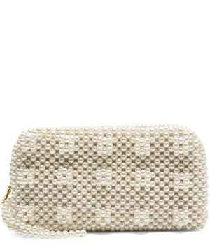 Molly Faux Pearl Purse