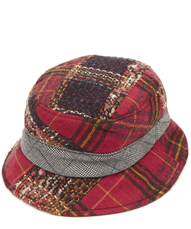 LaCroix Wool Textured Hat  0f2666e20b01