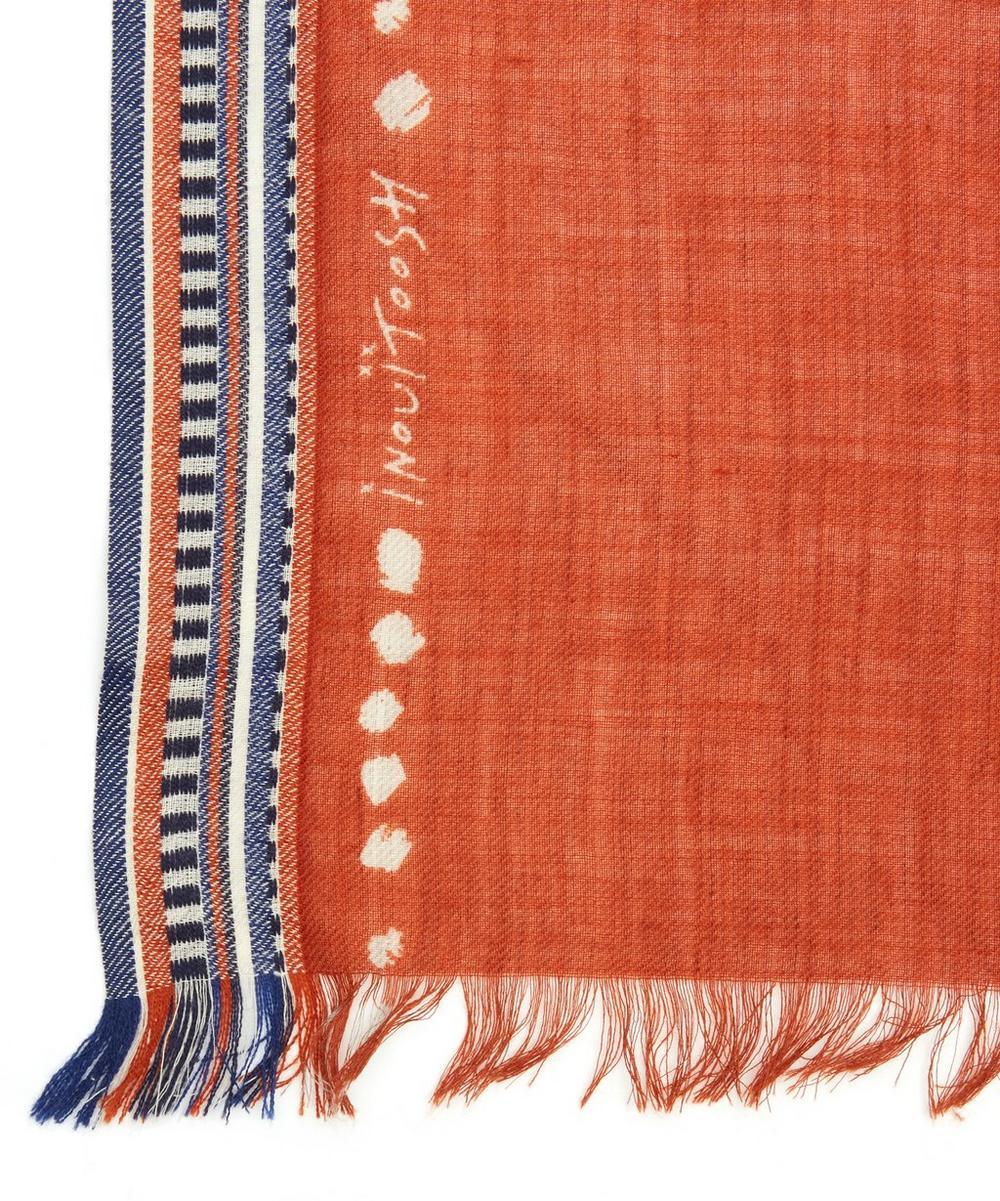 Lupita Wool-Blend Scarf