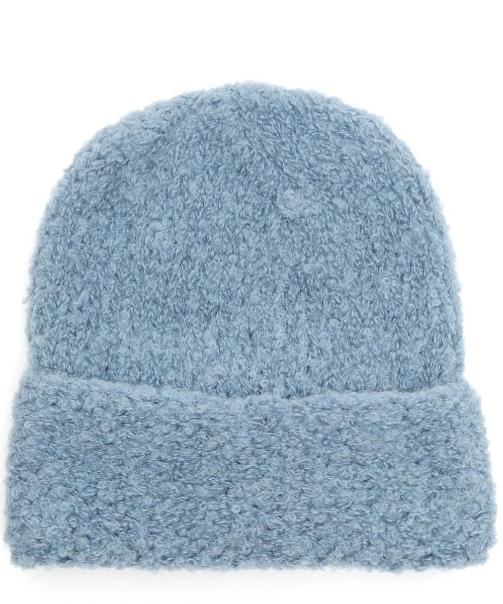KARAKORAM Orco Line Beanie Hat in Blue