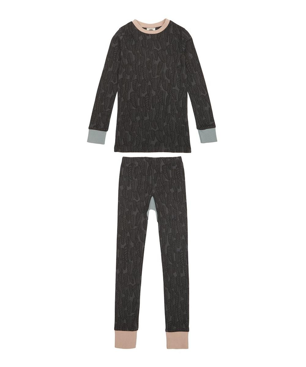 Feathers Midnight Slim Jyms 2-8 Years