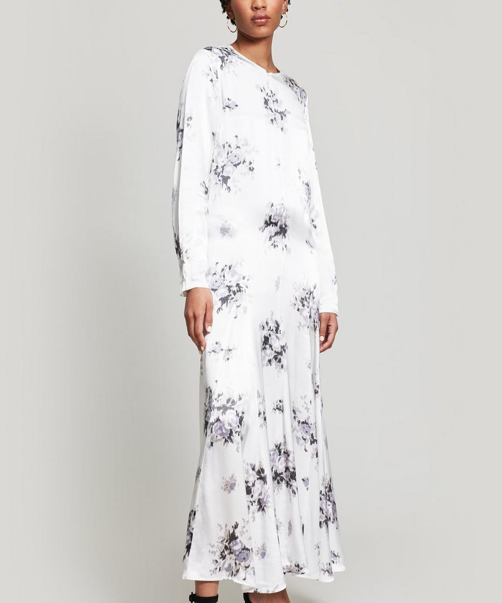 GANNI CAMERON MAXI DRESS