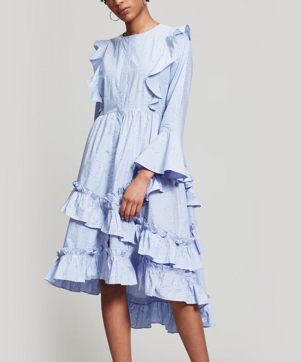 Faulkner Frill Detail Dress