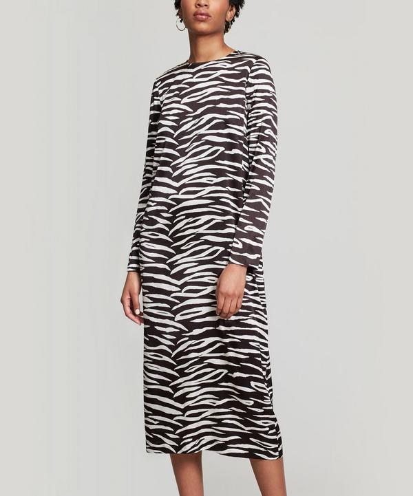 Blakely Silk Maxi Dress