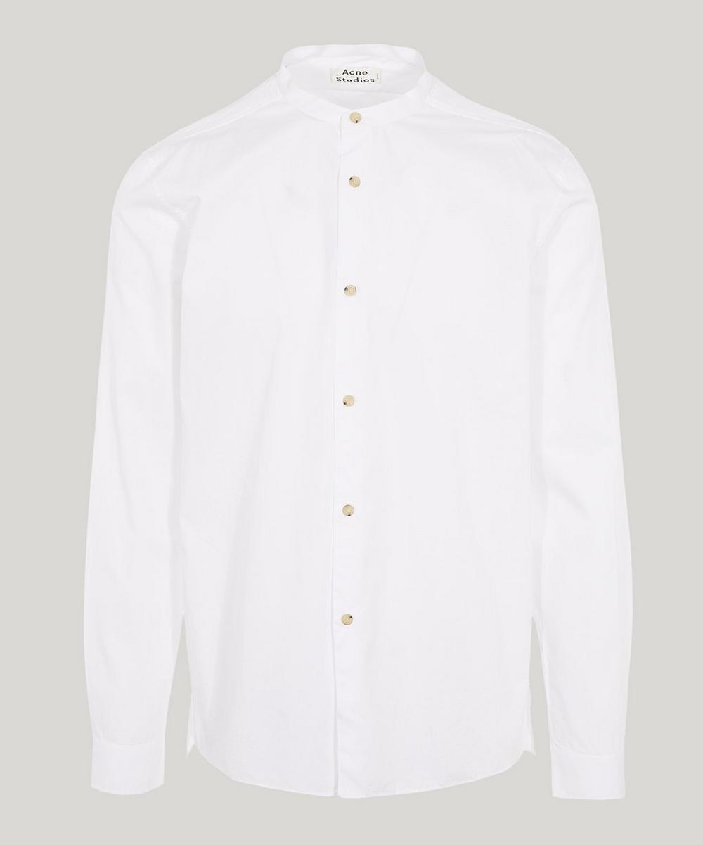 Pine Softpop Grandad Shirt