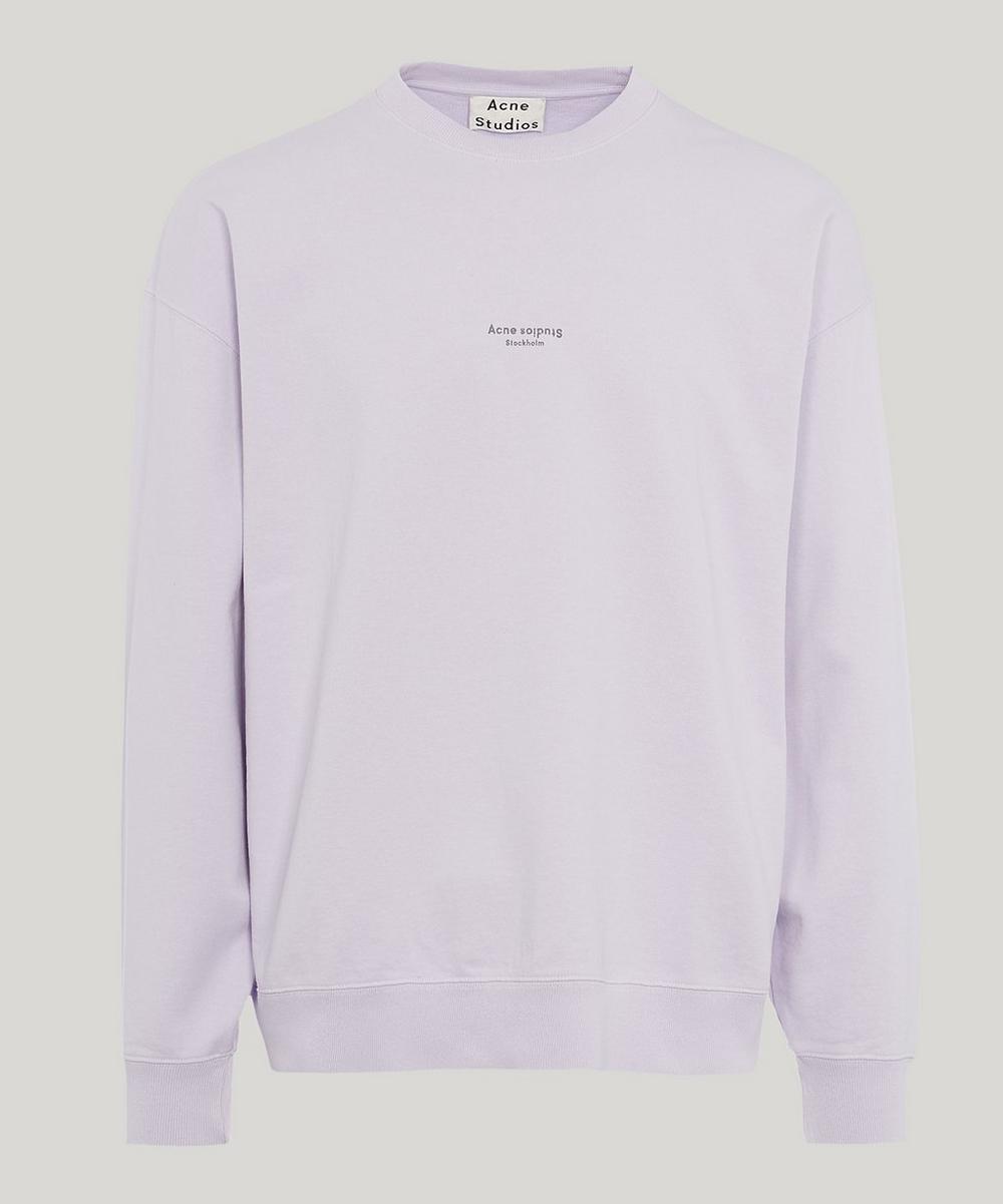 Small Logo Cotton Sweatshirt