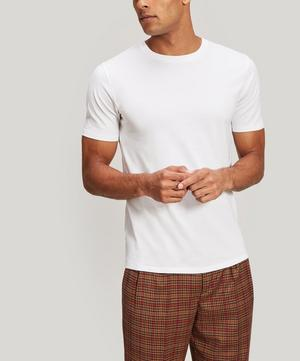Measure Basic Cotton T-Shirt
