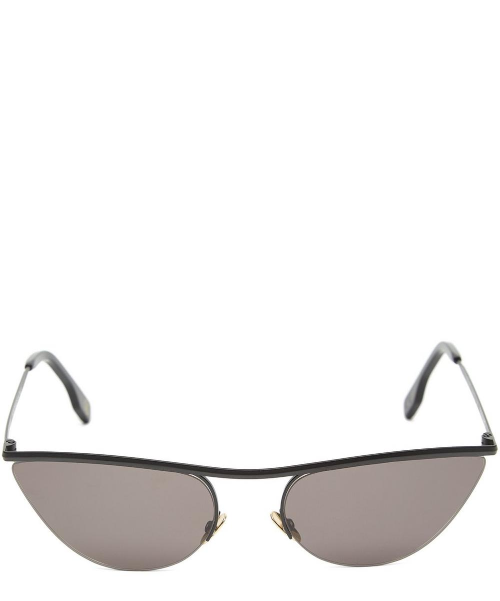Paninaro Slim Metal Sunglasses