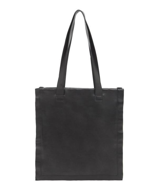 Ravioli Soft Leather Tote Bag